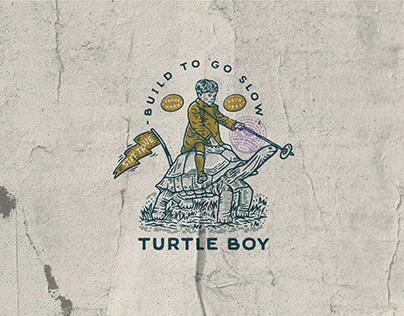 The Turtle Boy
