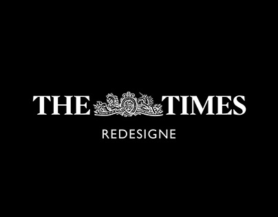 The Times – redesign news website