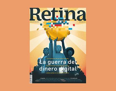 RETINA ELPAÍS #26 April 2020 - Art Direction