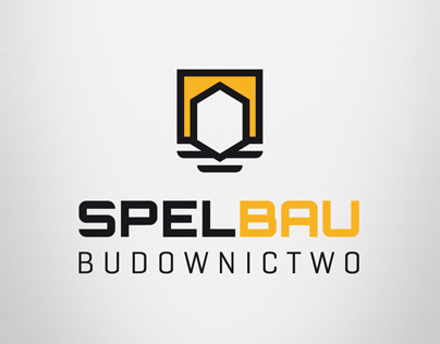 SPELBAU logotype and more