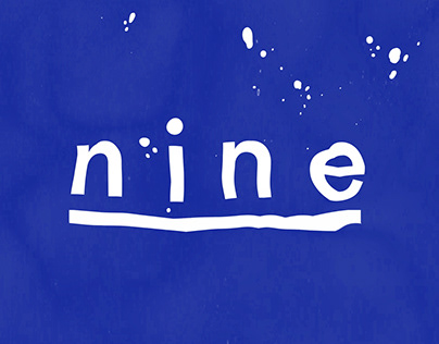NINEFOOT LOGO ANIMATION