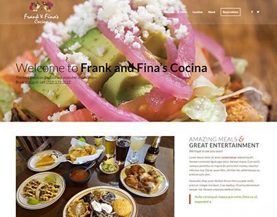Frank And Finas Cocina
