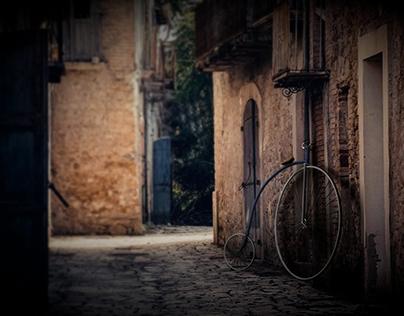 Modelado de bicicleta vintage con Maya