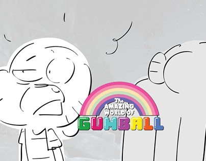 THE AMAZING WORLD OF GUMBALL - THE RIVAL (S6)