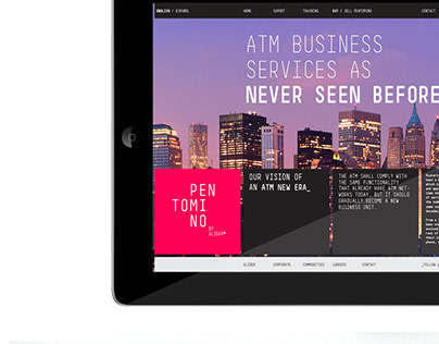 Pentomino– ATM Software