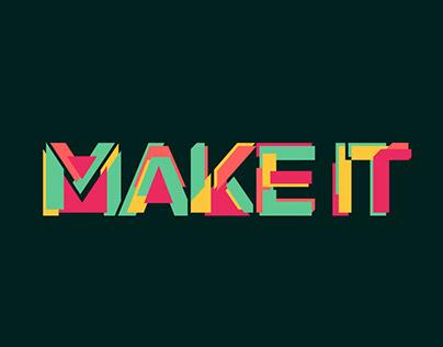 Adobe Make It 2017