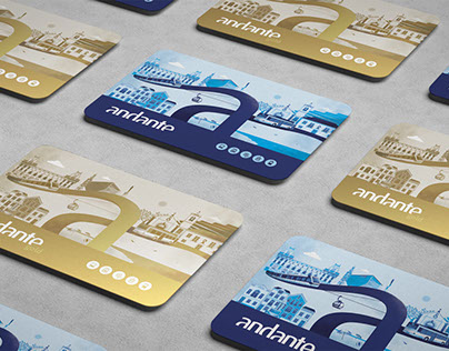Andante Card Campaign