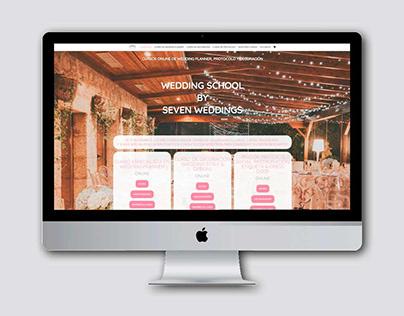 Web - Cursos SW (cursos-online.sevenweddings.com)