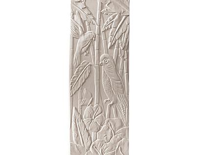 Towel Warmer - ART DECO - PS CI-130ART