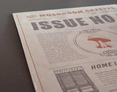 The Mushroom Gazette