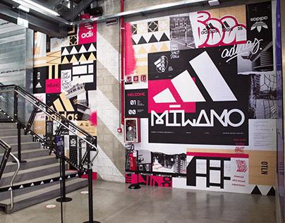 OTLN - adidas MILANO BRAND CENTER