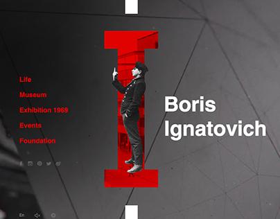 Boris Ignatovich. Innovator