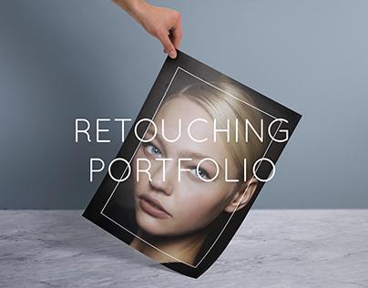 Retouching portfolio