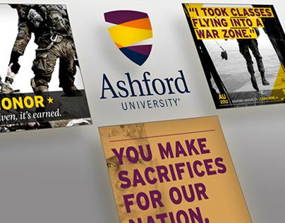 Ashford Military Web Display Banners