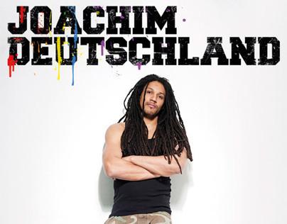 Tourflyer Joachim Deutschland