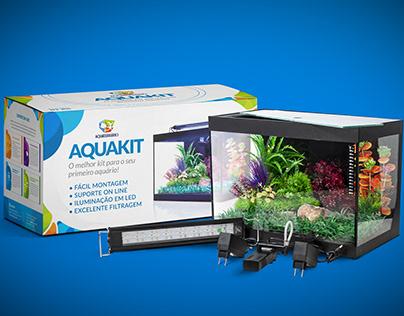 Embalagens Aquaterrário