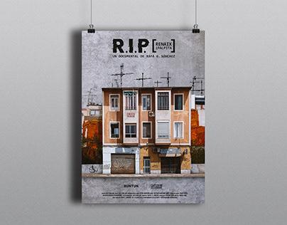 """Cartel para """"R.I.P."""""""