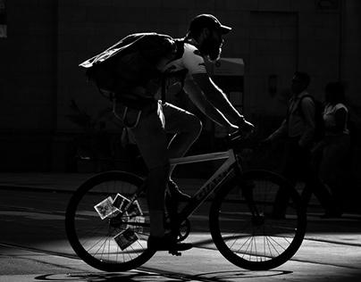 Random Cyclist No 11