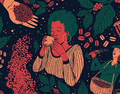 Women`s Coffee