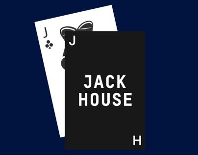Jack House - Website