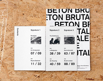 Béton Brutale
