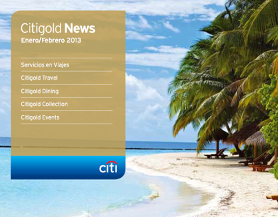 Newsletter Citigold