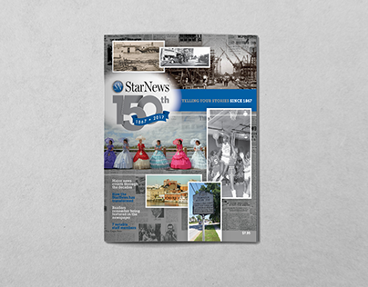 StarNews 150th Anniversary Publication