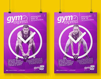 GymBox - Gym Express
