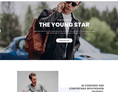 emommerce-website(men's fashion)
