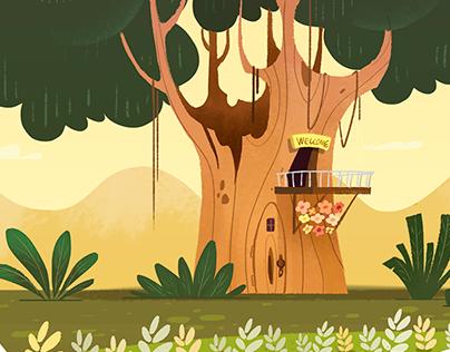 Illustration for Kids II