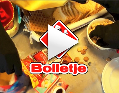"""Bolletje"" Sinterklaas advertising"