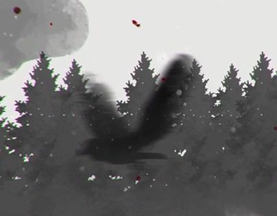 In a Dark, Dark Wood by Ruth Ware (Advertisement video)