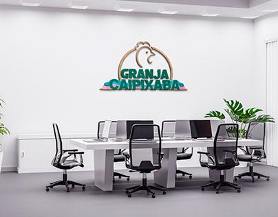 Rebranding Granja Caipixaba