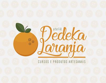 Logotipo   Artesã Dedeka Laranja