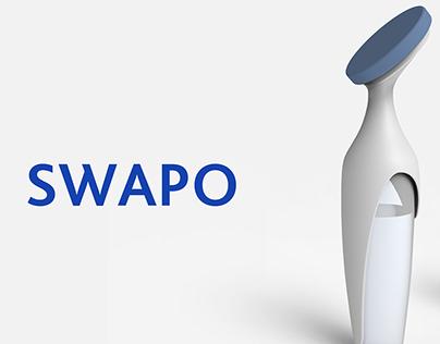 SWAPO - Swap Applicator- designed for Mertsel Ecza
