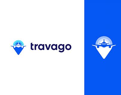 Modern Traveling Logo Design