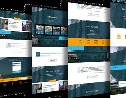 Volition Properties (Branding/UX)