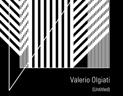 Valerio Olgiatio Exhibition Poster