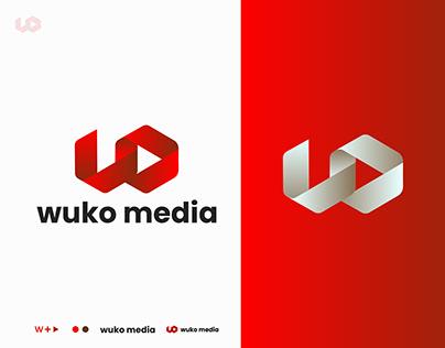 wuko media, w logo,