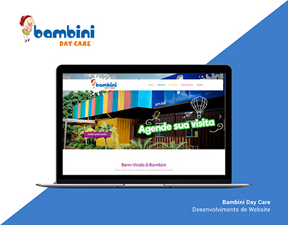 Bambini Day Care | Website