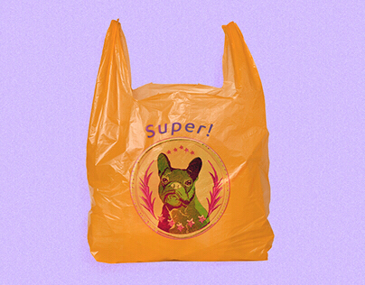 Low Quality Plastic Bags