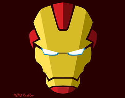 • Iron Man • illustration •
