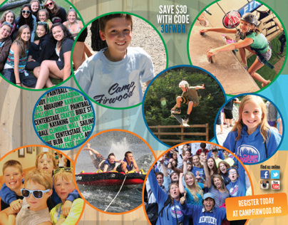2013 Camp Firwood Brochure