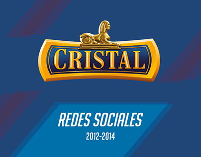 Cristal - Redes Sociales