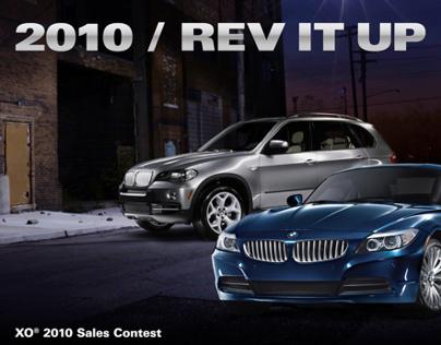 XO Sales Contest Poster 2010