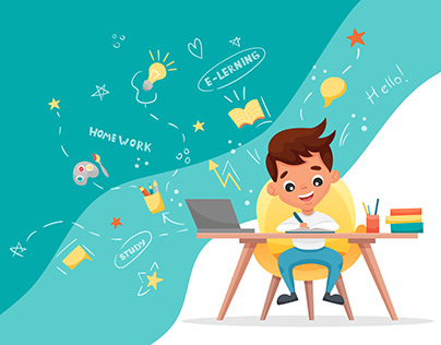 Back to school and Online education