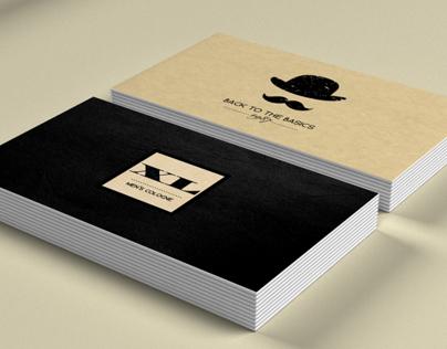 Package Design — Men's Cologne