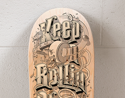 Keep On Rolling Deck