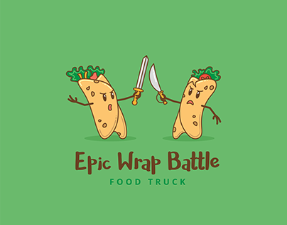 Epic Wrap Battle