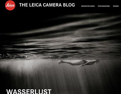 🔴 LEICA & WASSERLUST